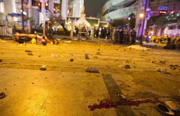 В Бангкоке прогремел еще один взрыв