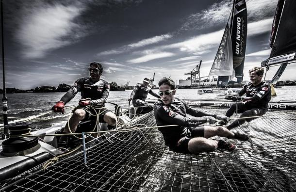 В Петербурге пройдут гонки на катамаранах мировой серии Extreme