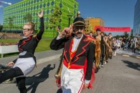 В Упсала-Парке пройдет показ ландшафтного спектакля