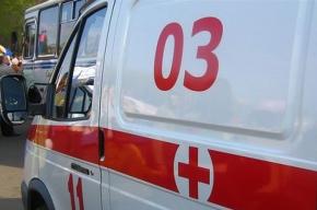 В Петроградском районе под колеса авто попала пятилетняя девочка