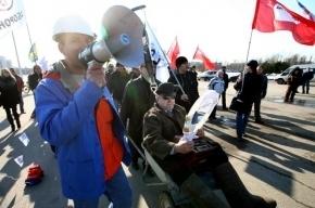 Рабочие «Форда» требуют поддержки у властей Ленобласти
