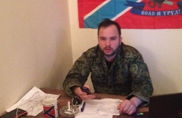 Руководителя гуманитарных поставок на Донбасс Жучковского проверяет прокуратура