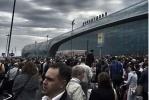 Пожар в Домодедово, 3.09.15: Фоторепортаж