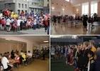 Завершилась Спартакиада подростково-молодежных клубов (центров): Фоторепортаж