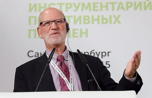 Майкл Геллер: Петербург страдает от высотной застройки