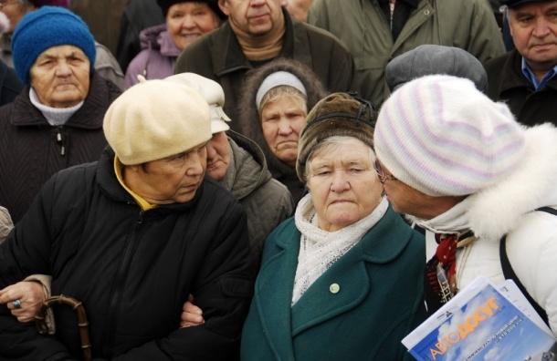 Глава Минфина считает, что нужно срочно повышать пенсионный возраст