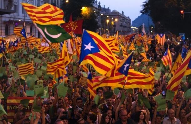 Парламентские выборы в Каталонии выиграли сторонники независимости