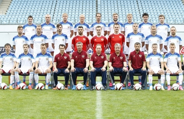 Пять игроков «Зенита» вызваны в сборную России на матчи с Молдавией и Черногорией