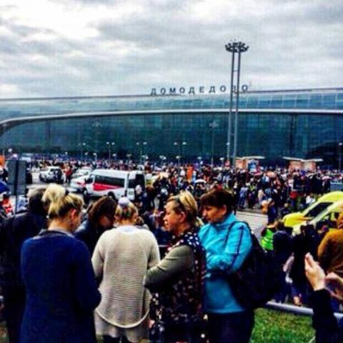 Пожар в Домодедово, 3.09.15: Фото
