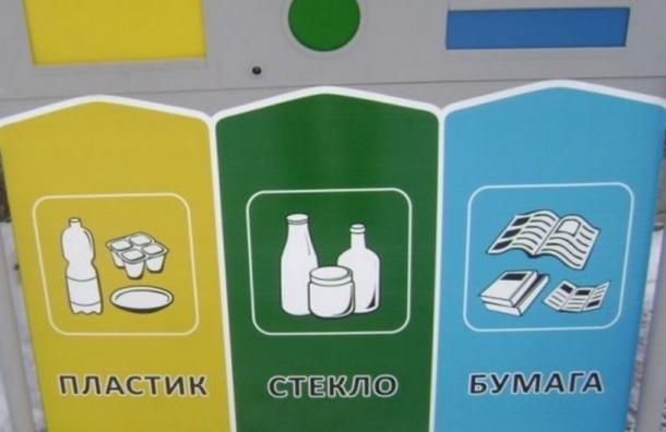 Завтра петербуржцы сдадут макулатуру, пластик и другой мусор на переработку