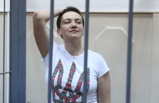 Савченко призналась, что давала указания артиллеристам по направлениям обстрелов