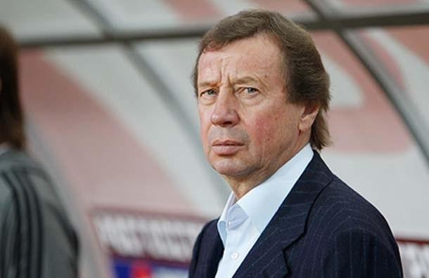 Юрий Семин уволен из махачкалинского «Анжи»