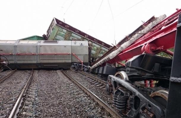 Сход поезда сегодня: движение поездов в Свердловской области восстановлено