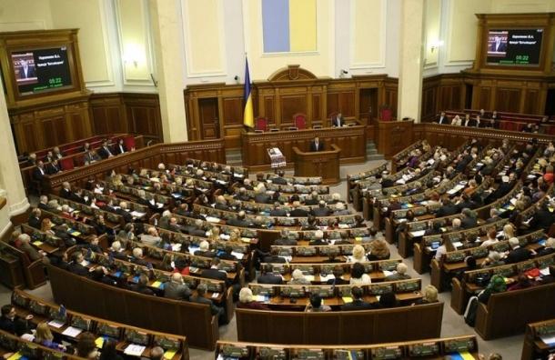 Рада Украины может легализовать проституцию