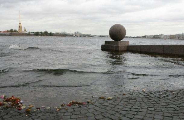 Сильный ветер будет в Петербурге после обеда