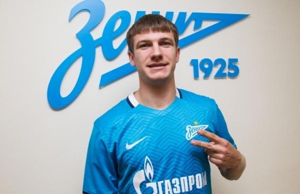 «Волга» – «Зенит»: Хет-трик Дениса Ткачука принес сине-бело-голубым победу