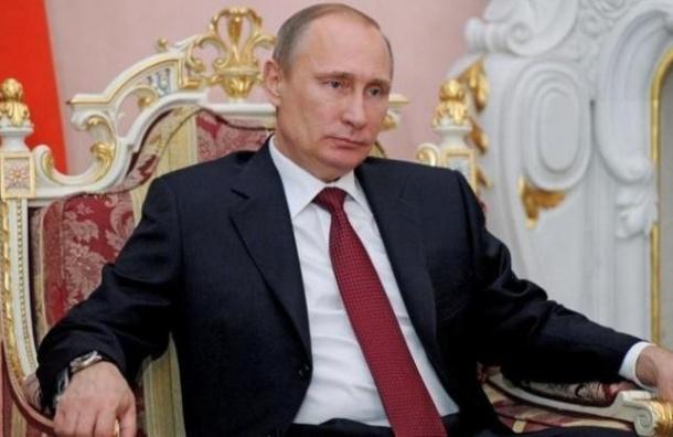 Путин считает, что ему не подходит титул Царя