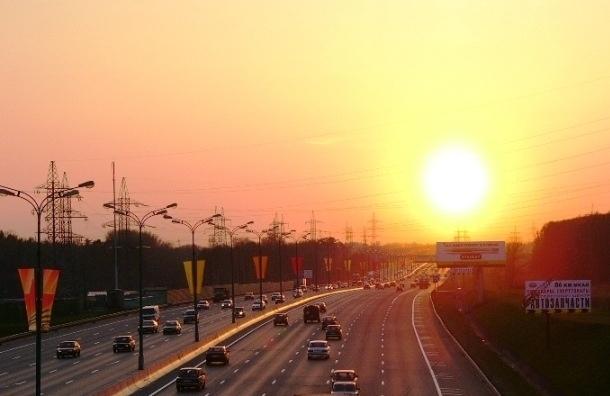Температурный рекорд 90-летней давности побит в Москве