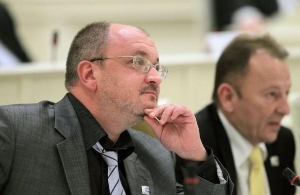 Депутат петербургского ЗакСа Максим Резник намерен баллотироваться в Госдуму