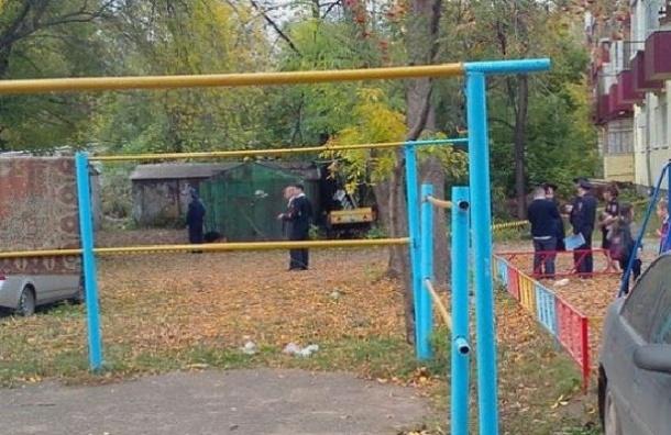 Тело 11-летней Виолетты Токарчук нашли возле лицея, где училась девочка