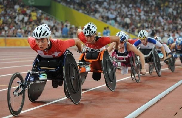 Гонки на инвалидных колясках пройдут в Сочи на трассе Формула-1