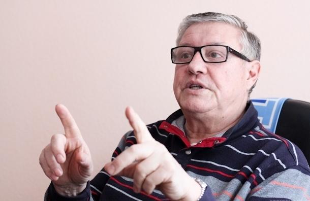 Перед матчем «Зенита» комментатор Геннадий Орлов госпитализирован в больницу