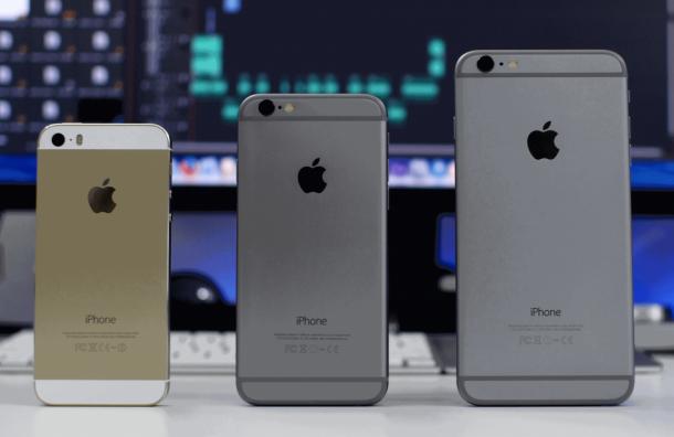 iPhone 6s и 6s Plus начнут продавать в России 9 октября
