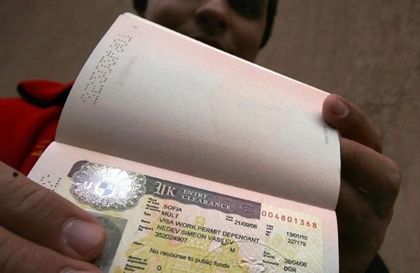 Британская виза будет выдаваться россиянам на два года