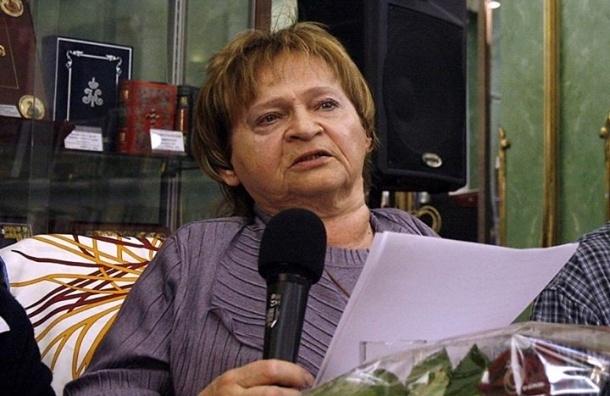 Умерла поэт и переводчик Галина Гампер