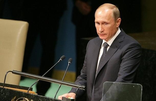 Путин внес на рассмотрение Совфеда предложение об использовании армии за рубежом