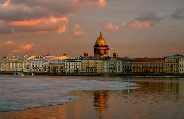 Санкт-Петербург признан лучшим туристическим направлением Европы