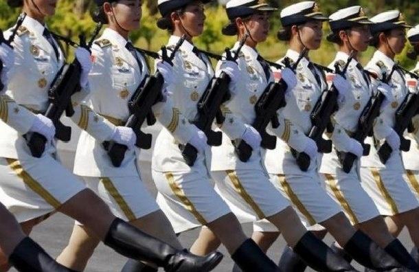 Парад в Пекине 3 сентября:в шествии приняли участие российские военнослужащие