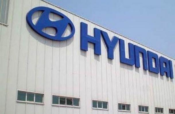Завод Hyundai в Петербурге остановит конвейер на несколько недель в начале 2016 года