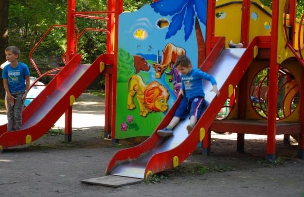 В Петербурге открывается детский сад для особых детей