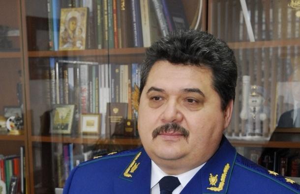 Владимир Путин уволил прокурора Москвы