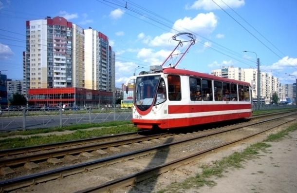 Движение трамваев изменится на Косыгина в октябре