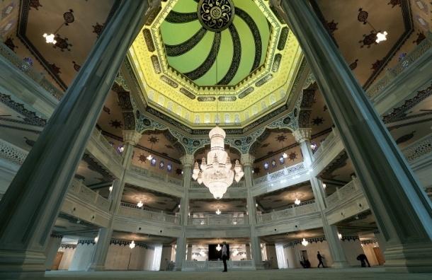 Самая большая европейская мечеть откроется в Москве