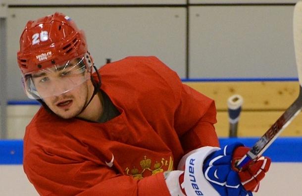 Хоккеист Войнов возвращается в Россию