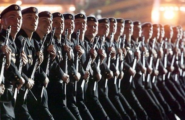 Военный парад в Чите: Путин примет участие в праздничном шествие