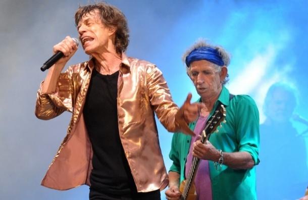The Rolling Stones планируют в 2016 году записать свой новый альбом