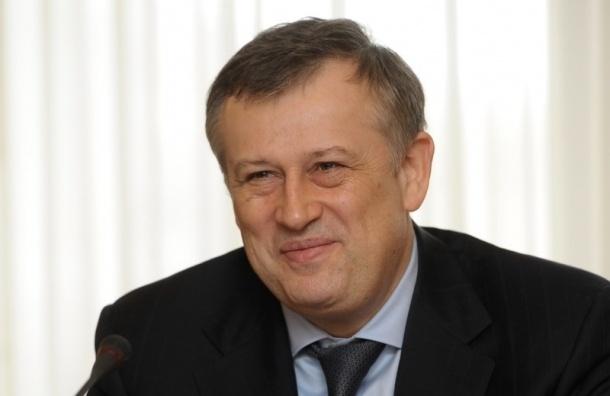 Глава Леноблизбиркома говорит о победе Дрозденко