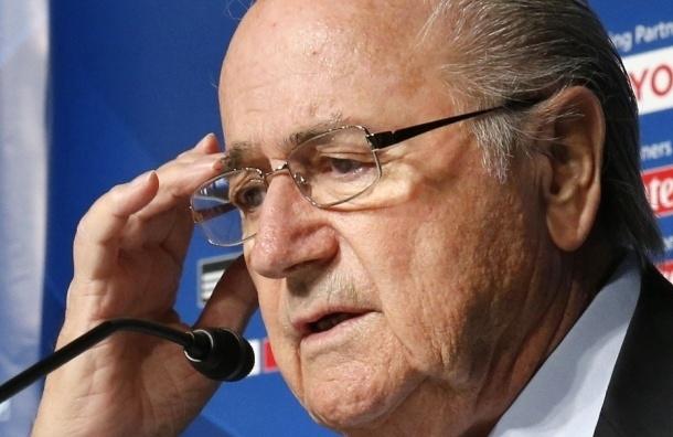 Уголовное дело на главу ФИФА Блаттера завели в Швейцарии