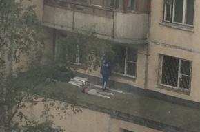 В Петербурге студентка медицинского колледжа выбросилась с 12 этажа