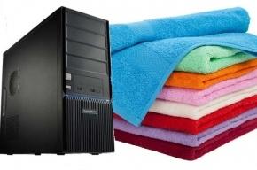 Системный блок и упаковку полотенец украл из детского сада житель Ленобласти