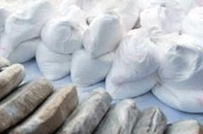 В Петербурге у местного жителя изъяли почти 6 кг наркотиков