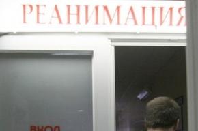 В петербургской больнице мужчина скончался от переохлаждения
