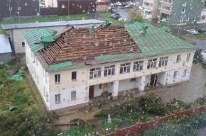 Последствия урагана ликвидируют в Казани