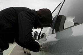 Полиция задержала автоугонщика, который похитил иномарку