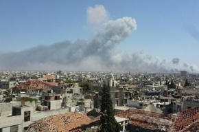 Американские СМИ: Россия нанесла первые авиаудары в Сирии