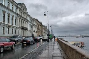 Сильный дождь придет в Петербург